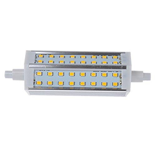 TOOGOO(R) R7S 10W 48 LED SMD 2835 bombillas del proyector de la...