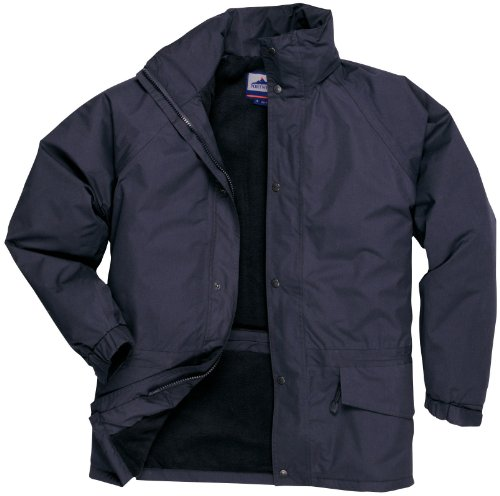 PORTWEST S530 - CHAQUETA ARBROATH  COLOR ARMADA  TALLA XL