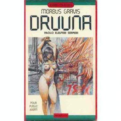 Morbus gravis, N°  2 : Druuna par Serpieri