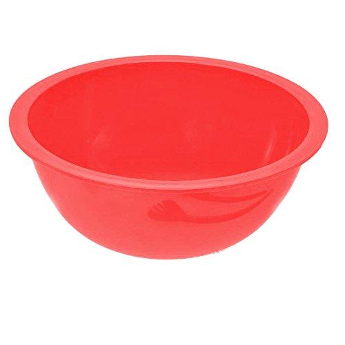 Westmark 2437227R Saladier Plastique Rouge 31 x 31 x 15 cm 5,5 L