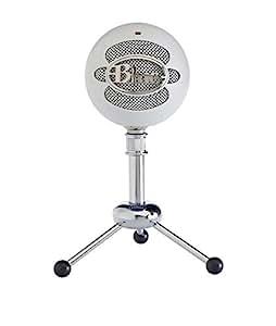 Blue Microphones Snowball USB Mikrofon, Strukturiertes Weiss