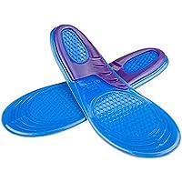 Kobwa Sport-Gel-Einlegesohlen, 1 Paar Stoßdämpfende Schuheinlagen für Den Laufsport Walking - Ganztägiger Komfort... preisvergleich bei billige-tabletten.eu
