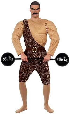 Atosa - 12103 - Costume - Déguisement Homme Fort Du Cirque - Taille 3
