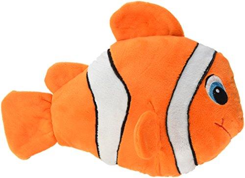 OOTB 61/6907Peluche de pez Payaso, Color Naranja