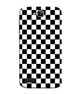 PrintVisa Designer Back Case Cover for Huawei Honor Holly (Face it now Lets begin)