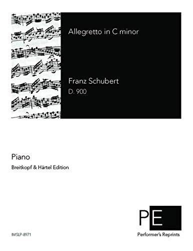 Allegretto, D. 900 por Franz Schubert