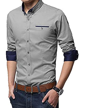 26df1390c62 Shirts: Buy casual & formal shirts for men online at best prices in ...