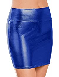 Damen Rock FORH Frauen Sexy Elegante Röcke Minirock Rock Hohe Taille  Bleistiftröcke Slim Fit Kurz Straight 179479026c
