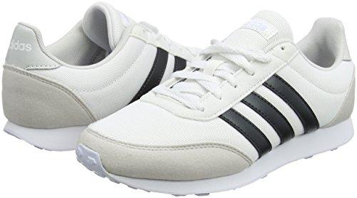 Bianco 39 1/3 EU adidas V Racer 2.0 W Scarpe Running Donna Rose CR Y ibi