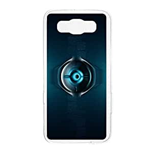 a AND b Designer Printed Mobile Back Cover / Back Case For Samsung Galaxy E7 (SG_E7_2540)