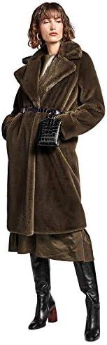 Riani Mantel aus Teddyplüsch