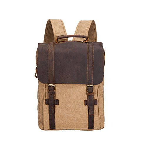 DaoJian-Canvas-Leather-Shoulder-Bag