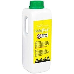 FINCA CASAREJO Solupioj 1 Litro. para la Eliminación Natural contra pulgas, piojos, garrapatas y Chinches