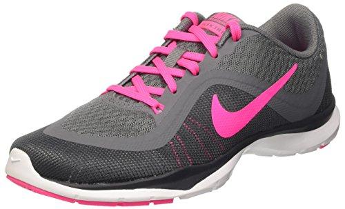 Nike Wmns Flex Trainer 6, Baskets Basses Femme, Taille