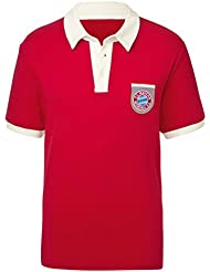 FC Bayern Retro Poloshirt '71