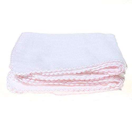 10-cotton-facial-cleansing-muslin-soft-cloths-remove-makeup-tool-pink