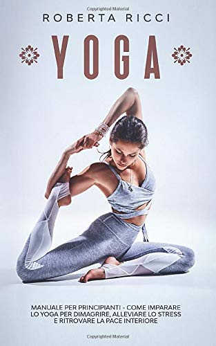 Zoom IMG-2 yoga manuale per principianti come