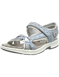 03125c2c1 Amazon.es  Velcro - Sandalias de vestir   Zapatos para mujer ...