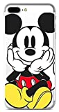 Art-design Coque iPhone 7+ Plus et iPhone 8+ Plus Mickey Minnie Mouse Silicone Souple...