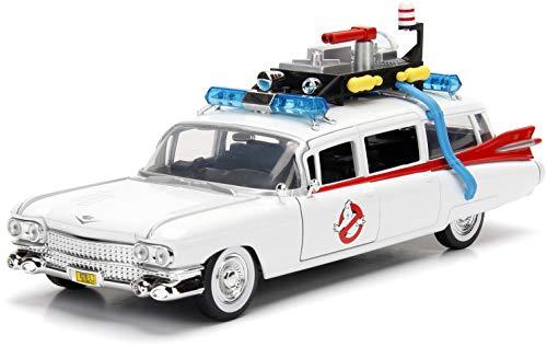 Jada JA99731 Hollywood Rides 1:24 Ghostbusters ECTO-1