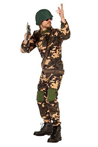 - Herren Commando Kostüm