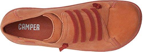 Camper - Oxyde Teula(elastic Ketchup)/cami Teula, Scarpe da ginnastica Donna Rosa