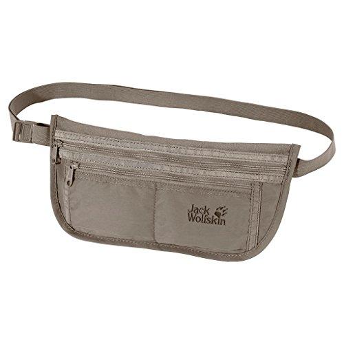 Jack Wolfskin Unisex Hüfttasche De Luxe silver mink