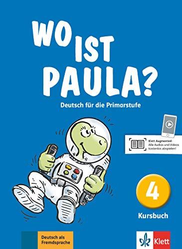 Wo ist paula? 4, libro del alumno por Ernst Endt