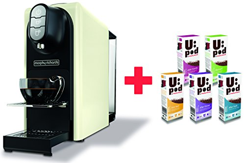 Morphy-Richards-Accents-Ivory-Cream-Coffee-Machine-and-50-Coffee-Capsules-Nespresso-Compatible