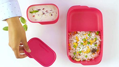Tupperware Mylunch Tiffin (Pink) 1 Pc