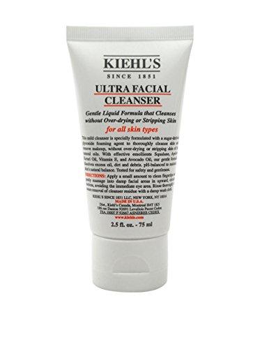 Kiehl's Ultra Gesichtsreiniger für Alle Hauttypen 2.5oz (75ml)
