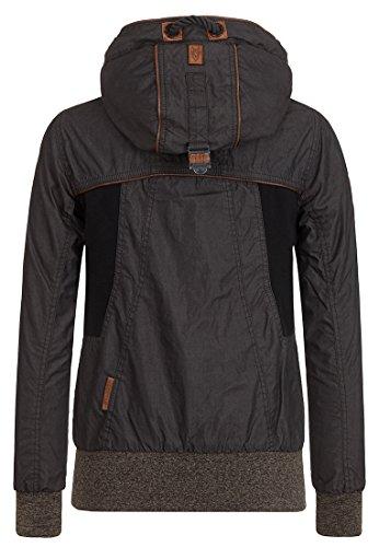 Naketano Female Jacket Tiffy du Vogel Black