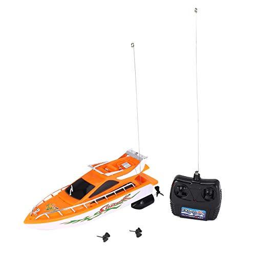 Lorenlli C101A Mini Radio Fernbedienung RC High Speed Racing Boot Speed Ship für Kinder Kinder Geschenk Geschenk Spielzeug Simulation Modell