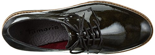 Tamaris 23214, Scarpe Oxford Donna Marrone (ANTHRACITE 214)