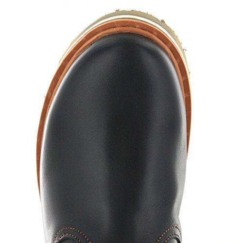 FB Fashion Boots Art Soma 1184 Heritage Black/Herren Stiefelette Schwarz/Herrenschuhe/Chelsea Boots Black