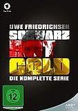 Schwarz Rot Gold - Die komplette Serie mit Uwe Friedrichsen (9 DVDs)