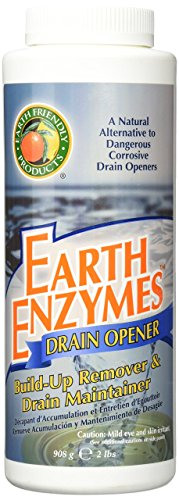 Earth Friendly enzymes Earth Products dégorgeoir 908g
