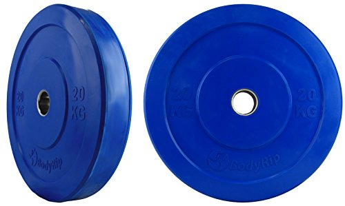 BodyRip-150kg-Bumper-Plates-Set-Colour-Coded