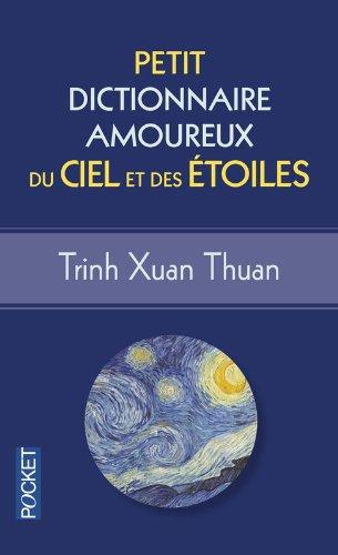 Petit Dictionnaire amoureux du Ciel et des Etoiles