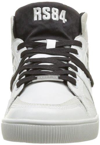 Redskins Neodom Herren Sneaker Weiß - Blanc (Blanc Noir)