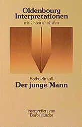 Oldenbourg Interpretationen, Bd.54, Der junge Mann