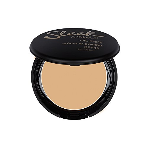 Sleek Make Up Cr?me To Powder Foundation Shell 9g