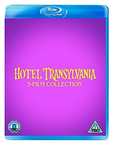 Hotel Transylvania 1-3 [Blu-ray]