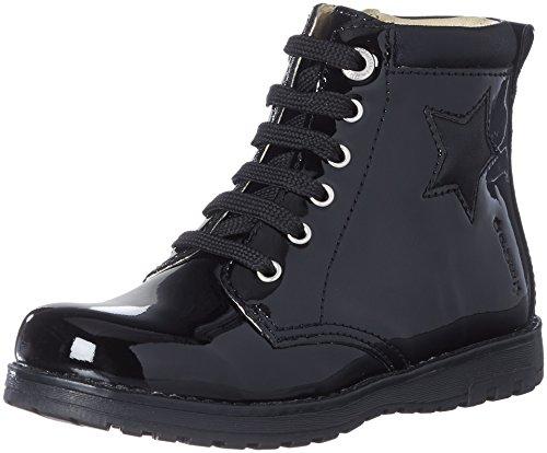 Primigi Mädchen Pca 8063 Hohe Sneaker, Schwarz (Nero), 33 EU (Kinder Primigi Turnschuhe Mädchen)