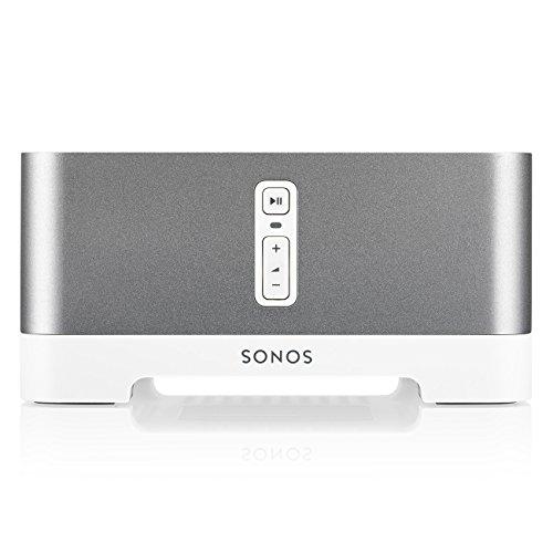 Sonos CONNECT:AMP I Verwandelt vorhandene kabelgebundene Lautsprecher in Sonos Streaming Speaker (grau) - 3