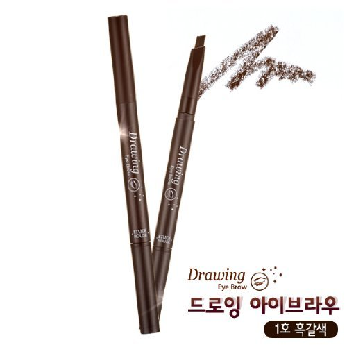 Etude House Drawing Eye Brow, No.1 Dark