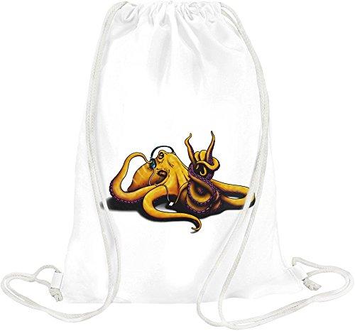 Rockin' Octopus Drawstring bag (Walking Dead Watch The)