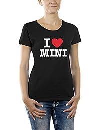 Touchlines Girlie T-Shirt I love ME