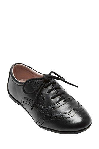 next Fille Coupe Classique Chaussure Richelieu (Fille) Noir