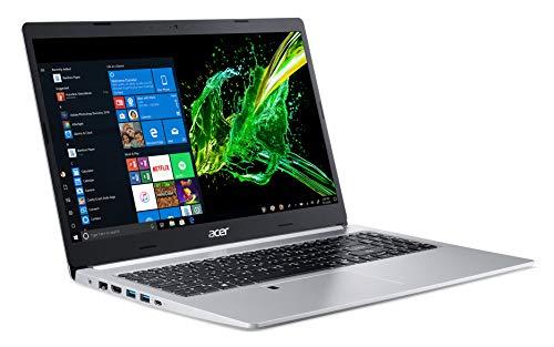 "Acer Aspire 5 Slim Laptop, 15.6\"" Full HD IPS Display, 8th Gen Intel Core i5-8265U, 8GB DDR4, 256GB PCIe NVMe SSD, Backlit Keyboard, Fingerprint Reader, Windows 10 Home, A515-54-51DJ"